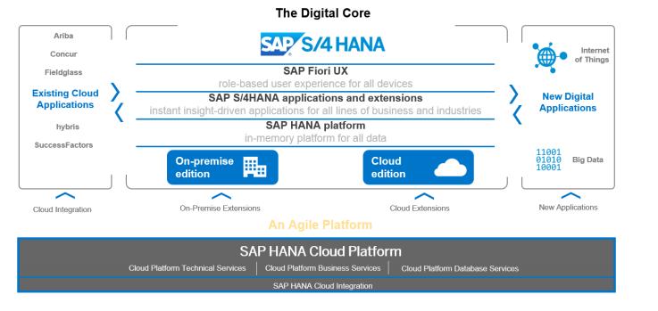 SAP S4HANA-next-generation business suite – SAPHACK